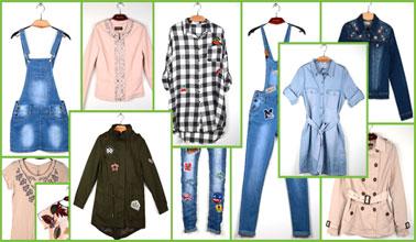 Nueva colección de ropa de mujer